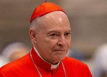 Ph. Pagina Fb del cardinale Carlos Aguiar Retes