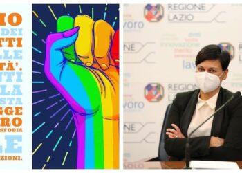 Eleonora Mattia, presidente della IX Commissione del Consiglio regionale del Lazio