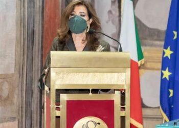 Ph. Facebook di Elisabetta Casellati