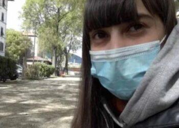 Malika nel video di Fanpage.it
