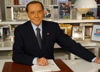 Ph. Pagina Fb Silvio Berlusconi